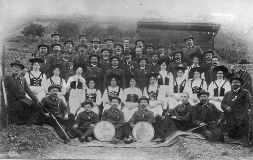 Schützengesellschaft Lauda 1909